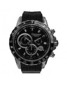 Мужские часы ROMANSON AL0332HMWH BK