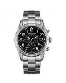 Мужские часы ROMANSON AM0333HMWH BK