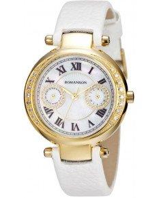 Женские часы ROMANSON RL6A18QLGD WH