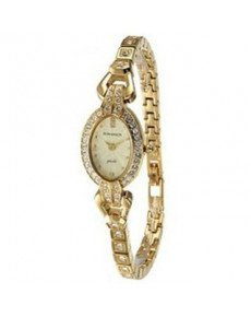 Женские часы ROMANSON RM7241TLG GD
