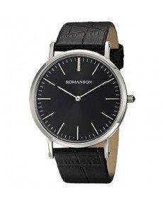 Мужские часы ROMANSON TL0387MMWH BK