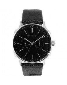 Мужские часы ROMANSON TL1204BMWH BK