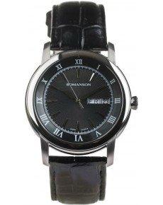 Мужские часы ROMANSON TL2616MWH BK