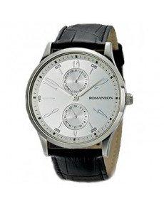 Мужские часы ROMANSON TL2648BMWH WH