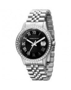 Женские часы ROMANSON TM0361QMWH BK