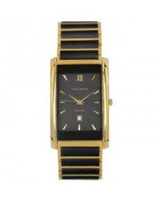 Мужские часы ROMANSON TM2129MXG BK