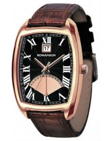 Мужские часы ROMANSON TL0394MRG BK
