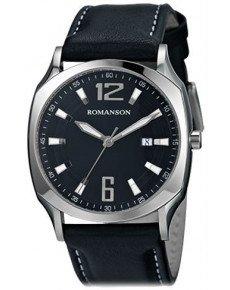 Мужские часы ROMANSON TL1271MWH BK