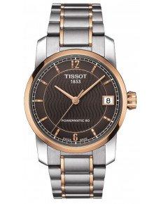Женские часы TISSOT TITANIUM AUTOMATIC T087.207.55.297.00