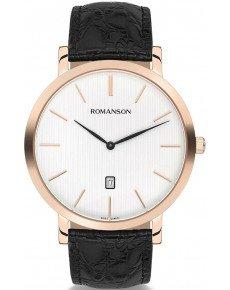 Мужские часы ROMANSON TL5507CXRG WH