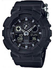 Мужские часы CASIO GA-100BBN-1AER