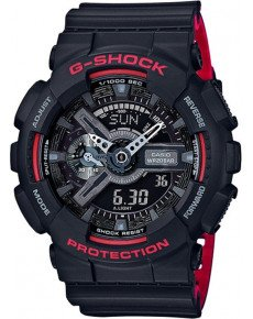 Мужские часы CASIO G-Shock GA-110HR-1AER