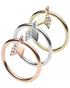 Женское кольцо FOSSIL JF02435998