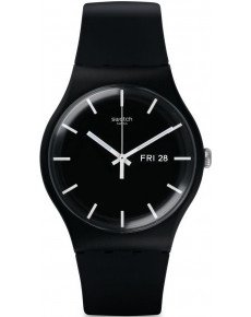 SWATCH Mono Black SUOB720