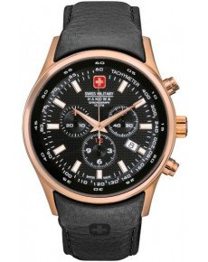 Мужские часы SWISS MILITARY HANOWA 06-4156.09.007