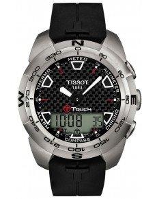 Мужские часы TISSOT T013.420.47.201.00 T-Touch