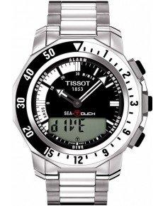 Мужские часы TISSOT SEA-TOUCH T026.420.11.051.00
