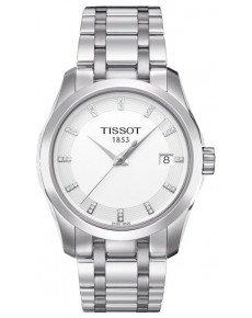 Женские часы TISSOT T035.210.11.016.00 COUTURIER