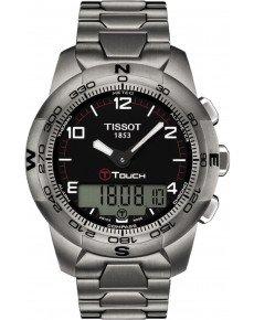 Мужские часы TISSOT T047.420.44.057.00 T-TOUCH II