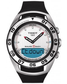 Мужские часы TISSOT T056.420.27.031.00 SAILING-TOUCH