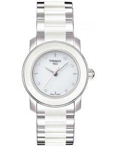 Женские часы TISSOT T064.210.22.016.00 CERA