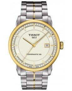 Мужские часы TISSOT LUXURY AUTOMATIC T086.407.22.261.00