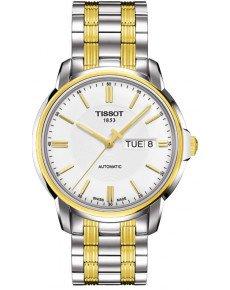 Мужские часы TISSOT T065.430.22.031.00 AUTOMATIC III