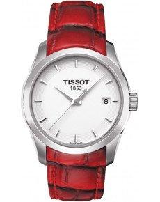 Женские часы TISSOT T035.210.16.011.01 COUTURIER