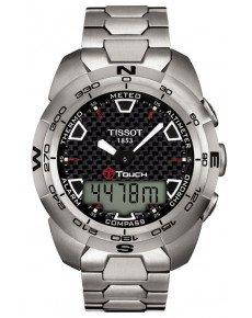 Мужские часы TISSOT T-TOUCH EXPERT T013.420.44.201.00