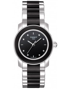 Женские часы TISSOT T064.210.22.056.00 CERA