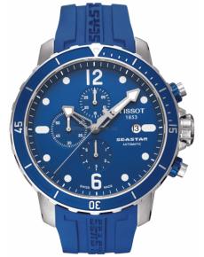 Мужские часы TISSOT T066.427.17.047.00 SEASTAR 1000