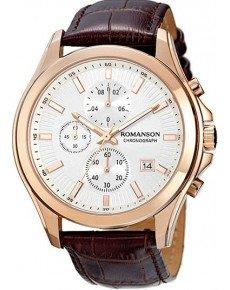 Мужские часы ROMANSON TL4247HMRG WH
