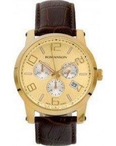 Мужские часы ROMANSON TL0334HMG GD (A)