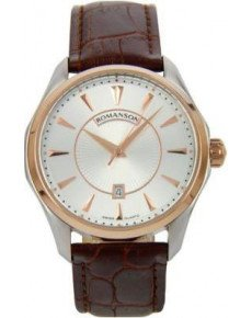Мужские часы ROMANSON TL0337MR2T WH