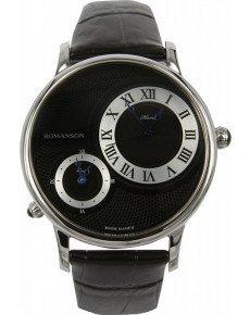 Мужские часы ROMANSON TL1212MWH BK