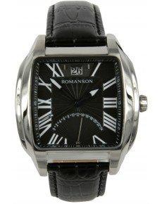 Мужские часы ROMANSON TL1273MWH BK
