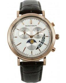 Мужские часы ROMANSON TL1276HMRG WH