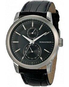 Мужские часы ROMANSON TL2647BMWH BK