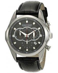 Мужские часы ROMANSON TL3207HMWH BK