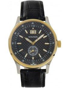 Мужские часы ROMANSON TL4131BM2T BK