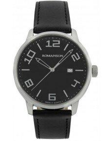 Мужские часы ROMANSON TTL8250BMWH BK