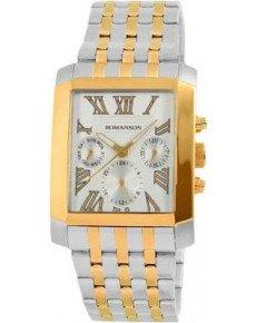 Мужские часы ROMANSON TM0342BM2T WH