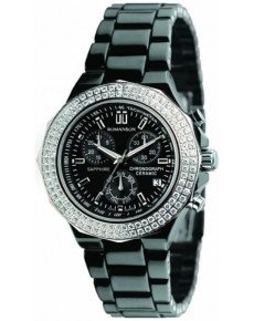 Женские часы ROMANSON TM1231QLB BLACK