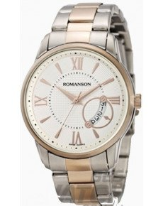 Мужские часы ROMANSON TM3205MR2T  WH