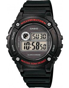 Мужские часы CASIO W-216H-1AVEF