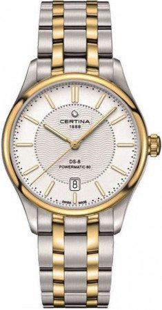Мужские часы CERTINA C033.407.22.031.00