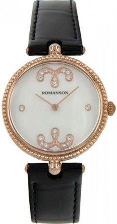 Женские часы ROMANSON RL0363LRG WH