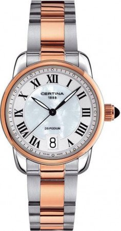 Женские часы CERTINA C025.210.22.118.00