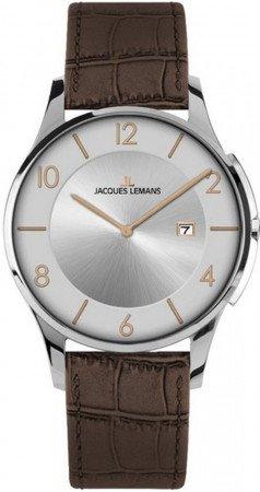 Мужские часы JACQUES LEMANS 1-1777L