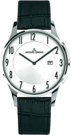 Мужские часы JACQUES LEMANS 1-1777C